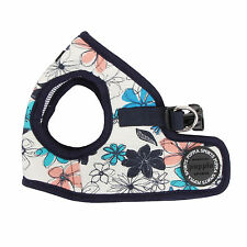 GENUINE PUPPIA Spice Vest Dog Harness Multi Navy Blue Large L
