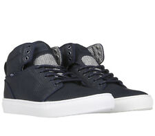 NEW VANS OTW COLLECTION ALOMAR REVERSE NAVY WHITE SHOES MENS 11 AUTHENTIC BLUE