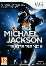 Michael Jackson The Experience Wii Nintendo jeu jeux game games spelletjes 1713