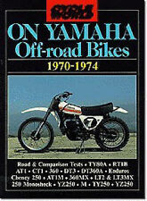 Book - On Yamaha Off Road Bikes 1970-74 - 175 250 360 TY - New copy Cycle World