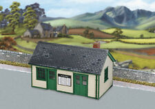 Wills SS67 - Wayside Station Building-1/76 Scale = 00 Gauge Lineside Kit T48Post