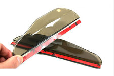 1 pair stop Rear Wing Mirror Sun Visor Shield Rain Board Black Eyebrow Car Guard