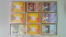 POKEMON COMPLETO BLACK STAR PROMO Set 53 carte
