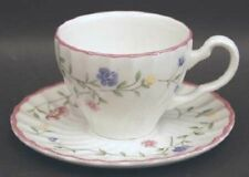 SUMMER CHINTZ JOHNSON BROS COFFEE CUP & SAUCER- NEW