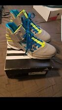 addidas adizero 2 Derrick rose sz.10 [high school edition rare Simeon h.s.]