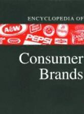 Encyclopedia of Consumer Brands - Consumable Products-ExLibrary