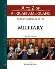 African Americans in the Military (A to Z of African Americans)-ExLibrary