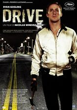 Drive movie poster print - Ryan Gosling poster 12 x 17 inches (Italian Style)