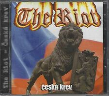 THE RIOT - CESKA KREV - (brand new cd) - 4SR001