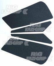 R&G Racing Eazi-Grip Traction Pads Black to fit Ducati 1098 Streetfighter S