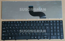 New For Acer Aspire 5252 5253 5253G 5333 5336 5338 5342 5349 Keyboard Black UK