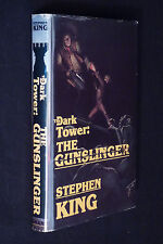 The Dark Tower: The Gunslinger, by Stephen King, 2nd edition, 1984, HC DJ, Grant