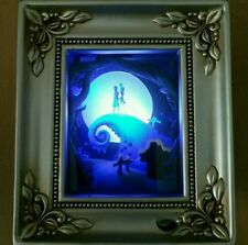 Used Disney Gallery of Light Olszewski Jack Sally Nightmare Before Christmas