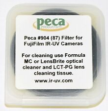 Peca 67mm Infrared Passing Filter 904 (Wratten 87) Perfect Condition