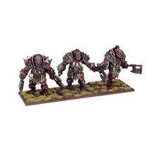 Mantic Games Kings of War NUOVO CON SCATOLA Ogre Berserker Braves mgkwh101