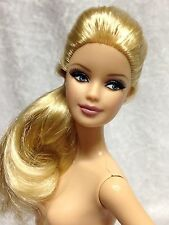 Nude Collector Edition Barbie Doll Blonde Mackie Model Muse