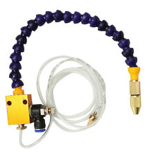 Mist Coolant Lubrication System For CNC Lathe Milling Drill 8mm Air Pipe #B TMPG