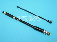 New AL-800 144/430MHz SMA-F Telescopic Antenna for PRYME Kenwood HYT BAOFENG Blk