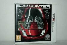SPY HUNTER SPYHUNTER 3DS GIOCO USATO BUONO STATO VERSIONE ITALIANA FR1 41261