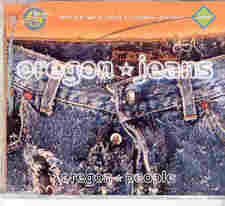 Oregon People - Oregon Jeans, CD-Single
