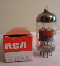 RCA 4JC6A Electron Electronic Vacuum Tube In Box NOS