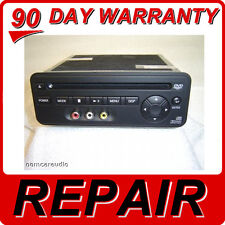 REPAIR ONLY Nissan Infiniti DVD Player Entertainment System Quest Armada QX56