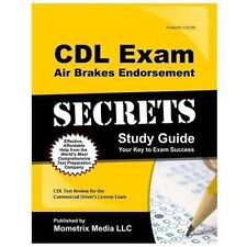 CDL Exam Secrets - Air Brakes Endorsement Study Guide: CDL Test Review-ExLibrary