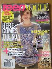 Teen Vogue May 2008 Ellen Page Clemence Poesy
