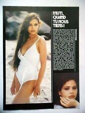 COUPURE DE PRESSE-CLIPPING : Ornella MUTI [1page] 10/1978