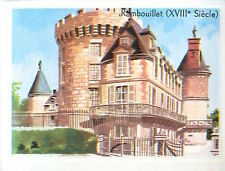 IMAGE CARD 60s  YVELINES FRANCE CASTLE CHATEAU Rambouillet XVIII s