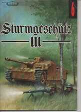 "German assault gun STURMGESCHÜTZ III - ""Militaria"" Publishing Ledwoch"