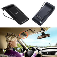 Sun Visor Mini Bluetooth Speakerphone Hands Free Car Kit Also For Conference
