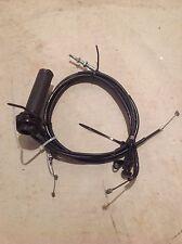 Honda 900RR Cables