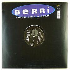 """12"""" Maxi - Berri - Shine Like A Star - A4292 - washed & cleaned"""