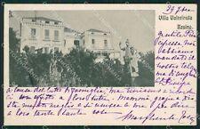 Napoli Ercolano Resina cartolina XB1712
