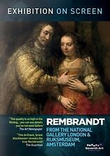 Exhibition On Screen: Rembrandt - From The Nation (2015, REGION 1 DVD New)