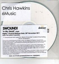 (CH877) Swound!, In My Head - 2011 DJ CD