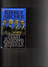 jeffrey archer first among equals book.