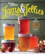 Better Homes and Gardens Jams and Jellies by Better Homes and Gardens Staff...