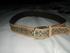 Small Coach Belt