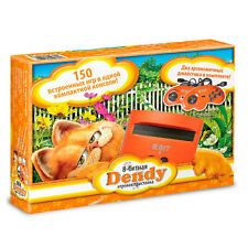 NEW Junior Dendy Garfield 150-in-1 Console NES Famicom 8 Bit
