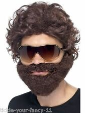 Mens Stag Do Instant Kit Alan The Hangover Costume Funny Fancy Dress Fun Film TV