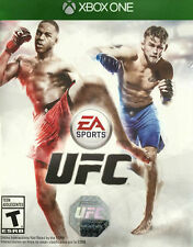 EA Sports UFC (Microsoft Xbox One, 2014, NTSC-U/C (US/Canada) Region Game)