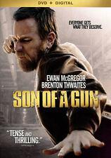 Son of a Gun (DVD, 2015) FREE SHIPPING!!!!!!