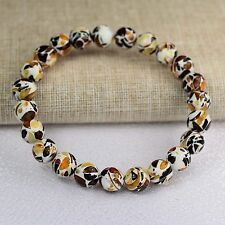 Adult Baltic Amber Bracelet, Multicolor. Adult Bracelet. Natural Baltic Amber.