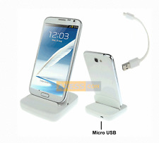 Station Accueil CHARGER & SYNC DOCK Blanc compatible Galaxy Nexus - i9250