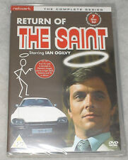 Return of the Saint Special Edition DVD NEW & SEALED R2