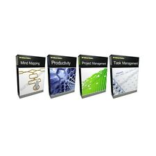 Project Management MS Microsoft 2003 2007 2010 Compatible Software Bundle