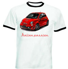 FIAT 500 ABARTH INSPIRED 1 - NEW AMAZING GRAPHIC R TSHIRT S-M-L-XL-XXL