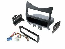 2003-2007 Honda Accord Radio Stereo Single Din Dash Install Kit w/ Wire Harness